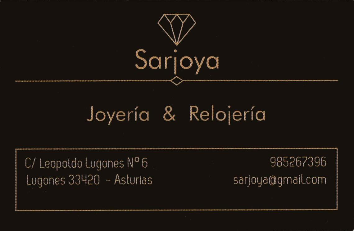 Sarjoya