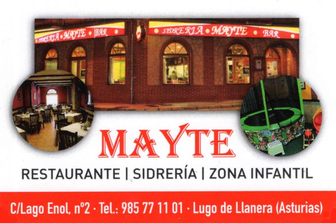 Sidreria Mayte