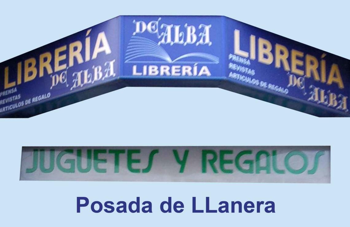 libreria alba