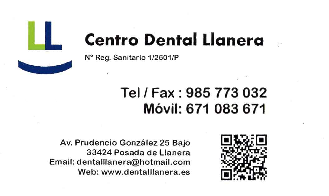 dental llanera